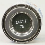 Humbrol 0075 Matt Bronze Green